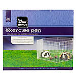 All Living Things® Small Animal Exercise Pen