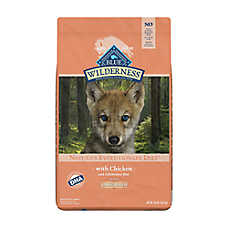 BLUE Wilderness® Large Breed Puppy Food - Grain Free, Chicken