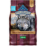 BLUE Wilderness® Rocky Mountain Recipe™ Grain Free Adult Dog Food - Bison