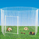 All Living Things® Small Animal Playpen