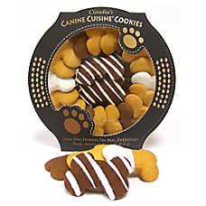 Claudia's Canine Cuisine Dog Cookie