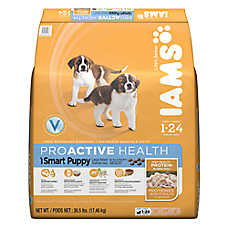 Iams® ProActive Health Large Breed Smart Puppy Food