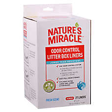 Nature's Miracle® Cat Pan Liner