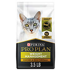 Purina® Pro Plan® FOCUS Weight Management Adult Cat Food - Chicken & Rice