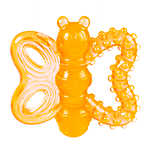 JW Pet® Play Place Butterfly Teether Puppy Toy