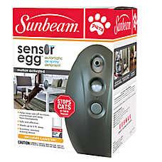 Sunbeam® Sensor Egg Cat Deterrent
