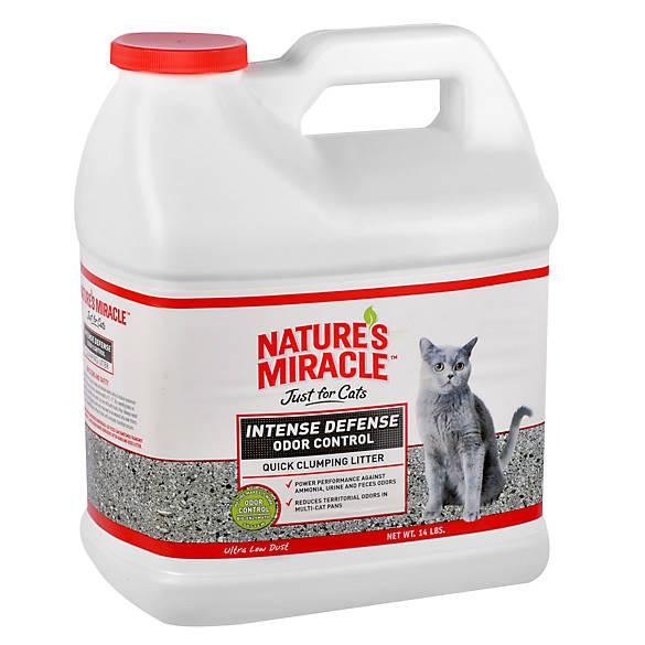 Nature S Miracle Clumping Cat Litter Petsmart