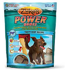 Zuke's® PowerBones® Energy Bite Dog Treat