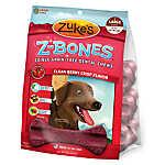 Zuke's Z-Bones Dog Dental Chew - Grain Free