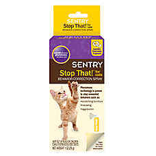 SENTRY® Stop That!™ Behavior Correction Spray for Cats