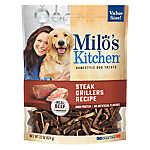 Milo's Kitchen Dog Treat - Steak Grillers