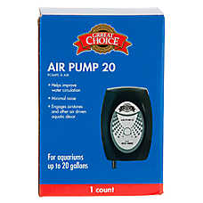 Grreat Choice® Aquarium Air Pump