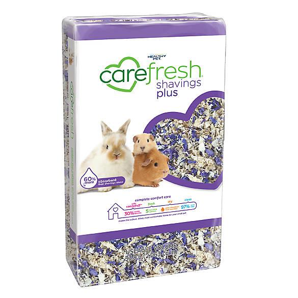 carefresh shavings small animal bedding