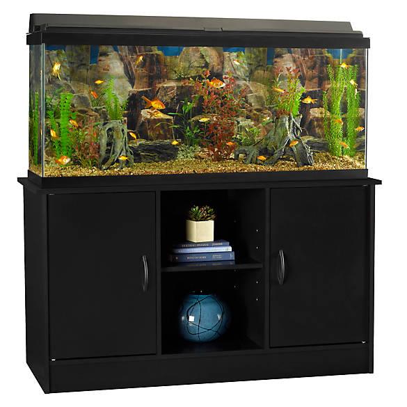 Top fin aquarium stand fish aquarium stands petsmart for Petsmart fish tank decorations