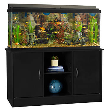 Top fin aquarium stand fish aquarium stands petsmart for Petsmart fish filters
