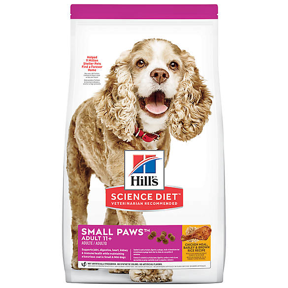 Hill's® Science Diet® Small & Toy Breed Senior Dog Food