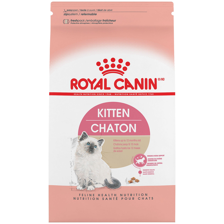 Royal Canin Feline Health Nutrition Trade Kitten Food Cat Dry Food Petsmart