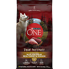 Purina ONE® SMARTBLEND® True Instinct Adult Dog Food