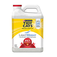 Purina® TIDY CATS® LightWeight Cat Litter - Clumping, Multi Cat