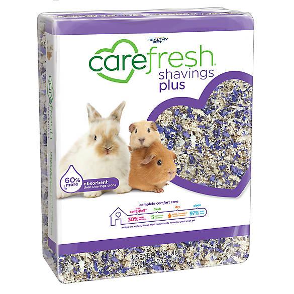 Carefresh 174 Shavings Plus Small Animal Bedding Small Pet