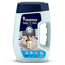 Morton Pet Care Ice Melt