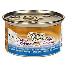 Fancy Feast® Gravy Lovers Cat Food