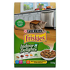 Purina® Friskies® Indoor Delights Adult Cat Food