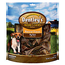Dentley's™ Nature's Chew Pig Ear Dog Treat