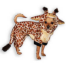 Hip Doggie Giraffe Dog Costume