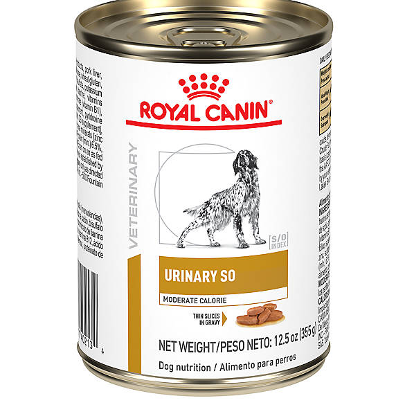 Royal Canin Veterinary Diet Urinary So Moderate Calorie Dog Food