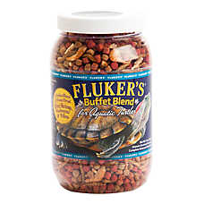 Fluker's® Buffet Blend Aquatic Turtle Food