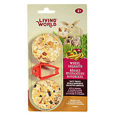 Living World® Wheel Delights Small Animal Treat