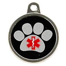 TagWorks® Medical Pet ID Tag