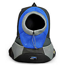 Wacky Paws Pet Backpack Carrier