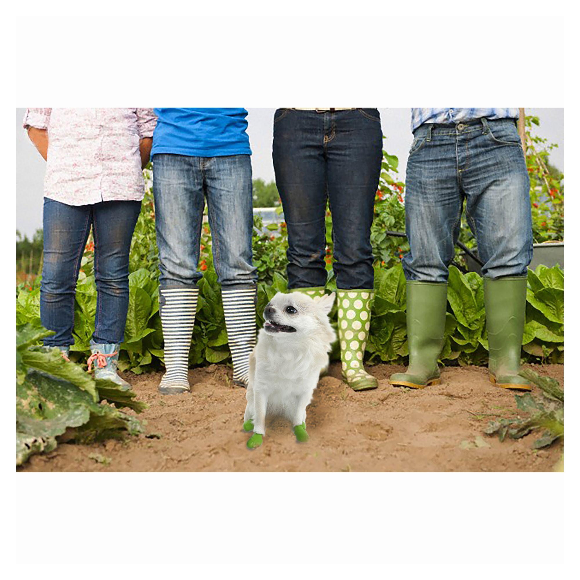 Pawz Rubber Dog Boots Shoes