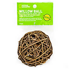 National Geographic™ Willow Ball Small Animal Toy