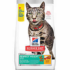 Hill's® Science Diet® Perfect Weight Adult Cat Food - Chicken