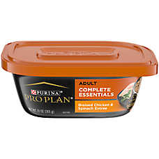 Purina® Pro Plan® Savory Meals Adult Dog Food