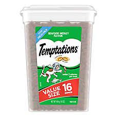 Temptations™ Cat Treat - Seafood Medley