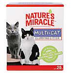 Nature's Miracle® Multi-Cat Clumping Cat Litter
