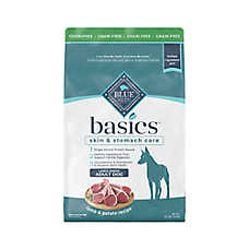 BLUE Basics® Large Breed Adult Dog Food - Limited Ingredient, Grain Free, Lamb & Potato