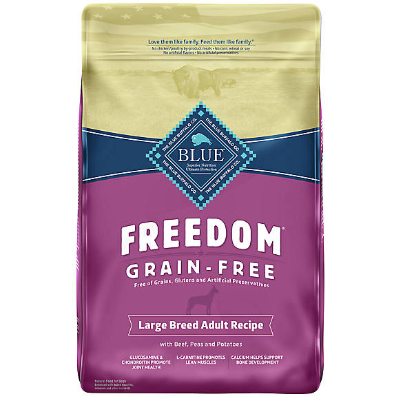 Petsmart Blue Freedom Dog Food