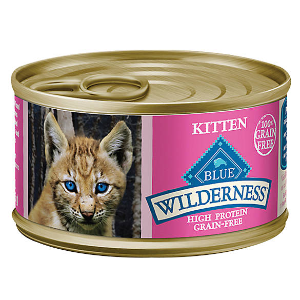 Petsmart Canned Kitten Food