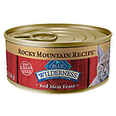 BLUE Wilderness™ Rocky Mountain Recipe Grain Free Cat Food
