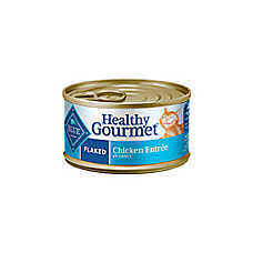 BLUE Healthy Gourmet® Flaked Adult Cat Food