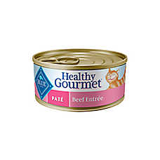 BLUE Healthy Gourmet® Adult Cat Food - Pate