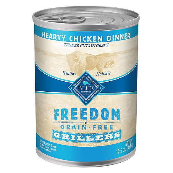 Blue Buffalo Grain Free Dog Food Petsmart