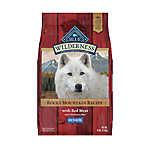 BLUE Wilderness® Rocky Mountain Recipe™ Grain Free Senior Dog Food
