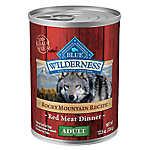 BLUE Wilderness® Rocky Mountain Recipe™ Grain Free Adult Dog Food