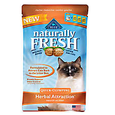 BLUE Naturally Fresh®  Herbal Attraction Natural Cat Litter